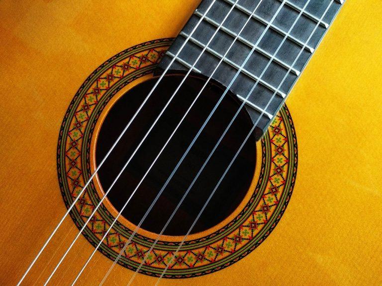 guitar, classical, classic